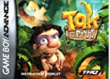 img - for Tak & The Power of Juju GBA Instruction Booklet (Game Boy Advance Manual only) (Nintendo Game Boy Advance Manual) book / textbook / text book