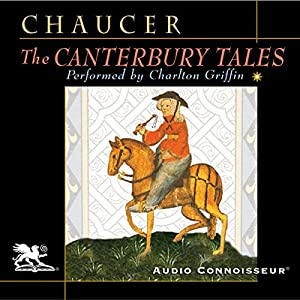 The Canterbury Tales [Audio Connoisseur] Hörbuch