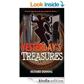 Yesterday's Treasures (Hourglass Institute Series Book 2)