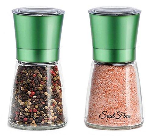 Premium Salt and Pepper Grinder Set. 5.35