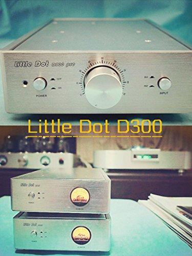 Little Dot D300 300W Split Dual Mono Digital Amplifier Preamp+Backward 1Set