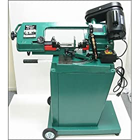 Hydraulic Horizontal Vertical Cutting Metal Bandsaw W/stand