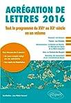 Agr�gation de Lettres 2016 Tout le Pr...