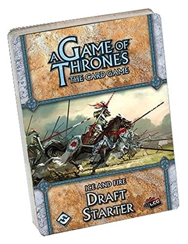 Ice & Fire Edition - Draft Starter MINT/New - 1