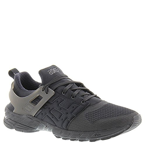 ASICS GT DS Retro Running Shoe, Black/Black, 10 M US