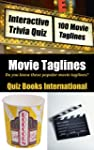 Movie Taglines Quiz Book