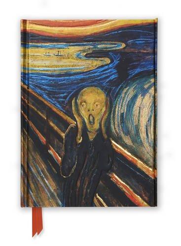 Edvard Munch, the Scream (Foiled Journal) (Flame Tree Notebooks)