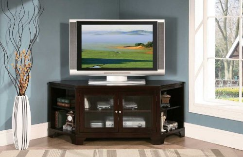 Cheap Home Elegance 8049-T 62 Inch RTA TV STAND- CORNER (8049-T)