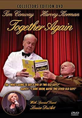 Tim Conway Harvey Korman Together Again