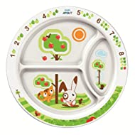 Philips Avent Toddler Mealtime Toddler Divider Plate
