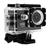 2.0型液晶搭載HDアクションカメラ TEC TECACAMHD