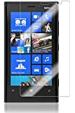 Skinomi® TechSkin - Nokia Lumia 920 Screen Protector Premium HD Clear Film with Lifetime Replacement Warranty / Ultra High Definition Invisible and Anti-Bubble Crystal Shield - Retail Packaging