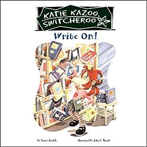 Write On! Audiobook