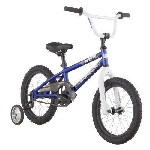 Diamondback 2013 Kid's Mini Viper BMX Bike with 16-Inch Wheels  (Blue, 16-Inch/Boys)