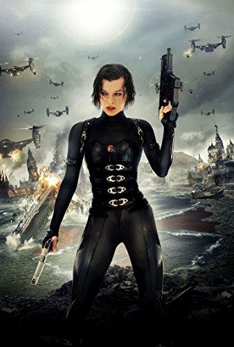 Resident Evil Retribution Film-Poster, 70 x 44 cm