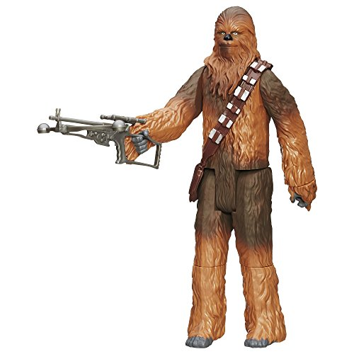Star Wars The Force Awakens 12-inch Chewbacca (12 Inch Star Wars Figures compare prices)