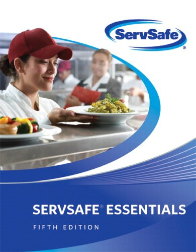 ServSafe Essentials with Answer Sheet for Paper and...