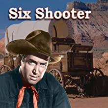 Thicker Than Water  by Six Shooter Narrated by James Stewart