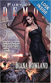 Kara Gillian 06 - Fury of the Demon 32k Unabridged [Audible] - Diana Rowland