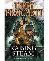 [(Raising Steam: (Discworld Novel 40))] [ By (author) Terry Pratchett ] [October, 2014]