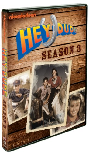 Cover art for  Hey Dude: Season 3
