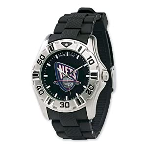 Mens NBA New Jersey Nets MVP Watch by Jewelry Adviser Nba Watches