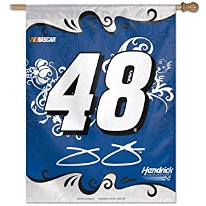 NASCAR Flag Team: Jimmie Johnson by WinCraft