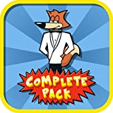 Spy Fox Complete Pack [Online Game Code]