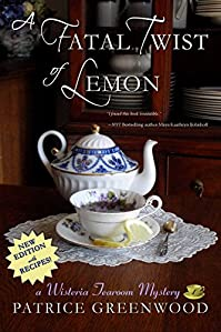 A Fatal Twist Of Lemon by Patrice Greenwood ebook deal