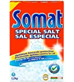 Miele : Somat Dishwasher Salt (B1640) - Case of 8