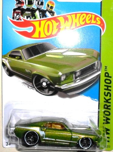 2014 Hot Wheels(232/250) - '69 Ford Mustang