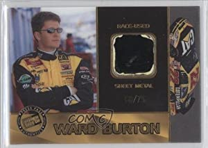 Ward Burton #60 75 (Trading Card) 2001 Press Pass VIP [???] #SDN A by VIP