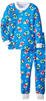 Sara's Prints Little Boys' 2 Piece Pajamas