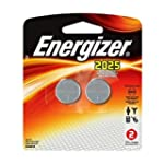 Energizer 2025BP-2 Lithium Button Cel...
