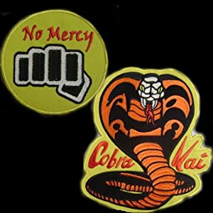Cobra Kai Patch set