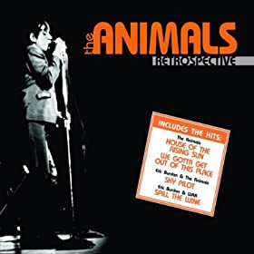 Cover image of song San Franciscan nights by The Animals