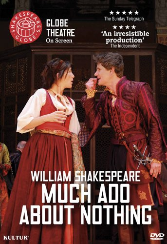 Much Ado About Nothing-Shakespeare's Globe Theatre [DVD] [Import]