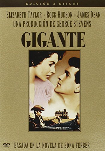 Gigante (Import Dvd) (2007) Elizabeth Taylor; Rock Hudson; James Dean; George