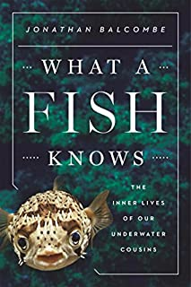 Book Cover: What a Fish Knows: The Inner Lives of Our Underwater Cousins