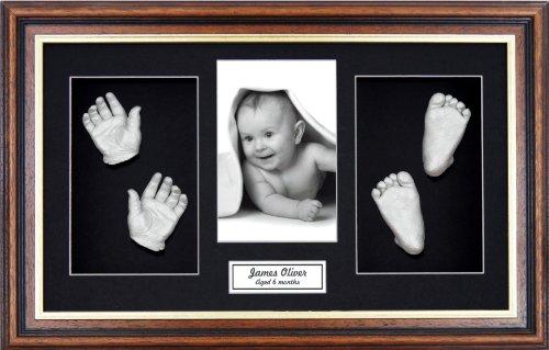 anika-baby-grande-ideale-per-gemelli-145-x-85-portafoto-in-legno-di-mogano-con-finiture-in-oro-passe