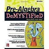 Pre-Algebra Demystified 2nd edition