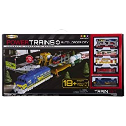 Power Trains Auto Loader City