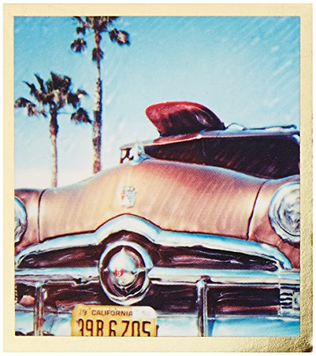 California Dreamin' Magnetic Bookmark
