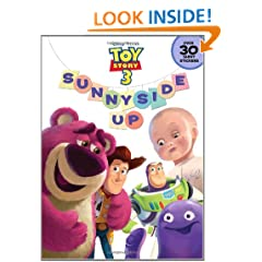 Sunnyside Up (Disney/Pixar Toy Story 3) (Hologramatic Sticker Book)