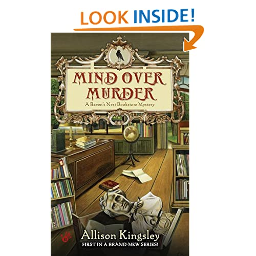 Mind Over Murder (A Raven's Nest Bookstore Mystery)