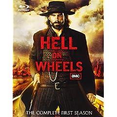 Hell On Wheels: Season 1  [Blu-ray]