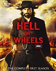Hell On Wheels: Season 1  [Blu-ray]