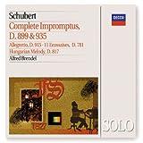 echange, troc  - Schubert : Impromptus, D. 899 & 935