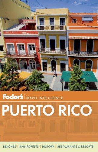 Fodor's Puerto Rico (Full-color Travel Guide)
