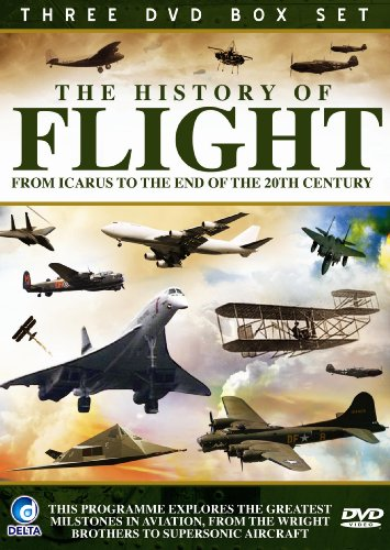 The History Of Flight - From Icarus To The End Of The 20th Century [DVD]